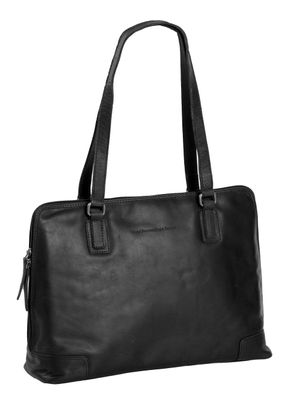 The Chesterfield Brand Flint Shoulderbag Black