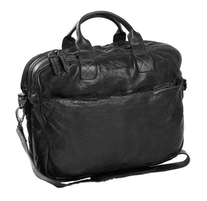 The Chesterfield Brand Amsterdam Computerbag Anthracite