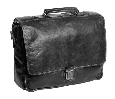 The Chesterfield Brand Aberdeen Businessbag Anthracite