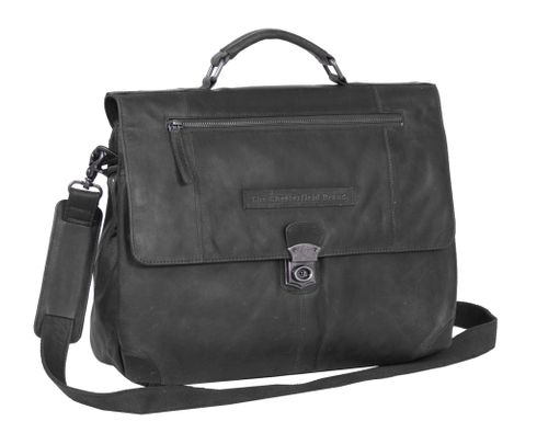 The Chesterfield Brand Matthew Shoulderbag Black