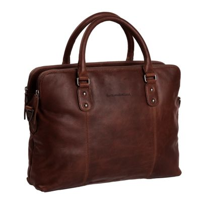 The Chesterfield Brand Stephanie Shoulderbag Brown