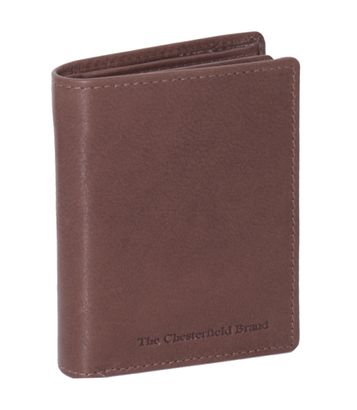 The Chesterfield Brand Hereford Wallet Brown