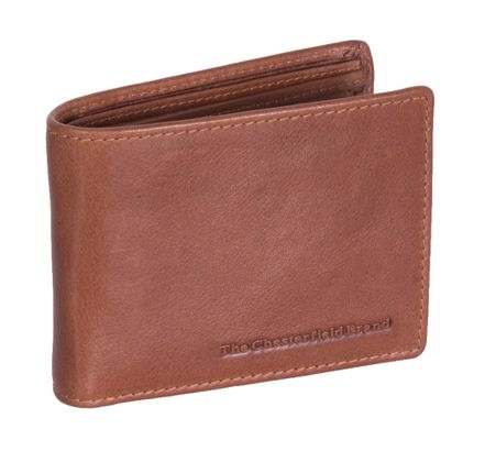 The Chesterfield Brand Martin Billfold Cognac