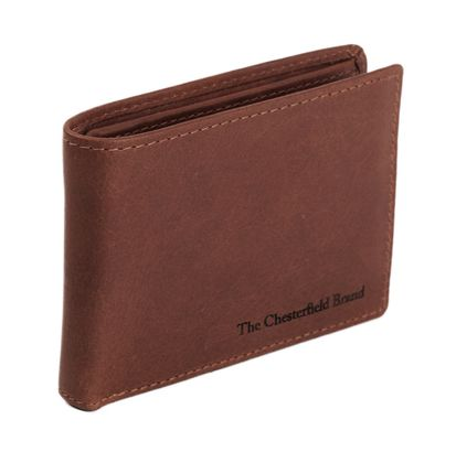 The Chesterfield Brand Enzo Billfold Brown