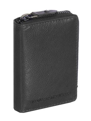 The Chesterfield Brand Jim Creditcard Wallet Black