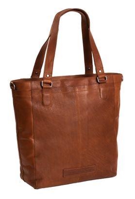 The Chesterfield Brand Jade Shopper Bag Cognac