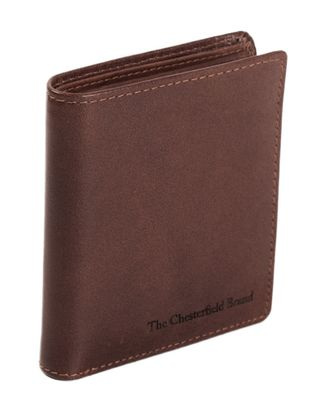 The Chesterfield Brand Nilo Billfold Brown
