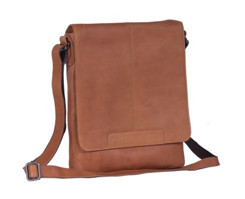 The Chesterfield Brand Bliss Flapoverbag Cognac