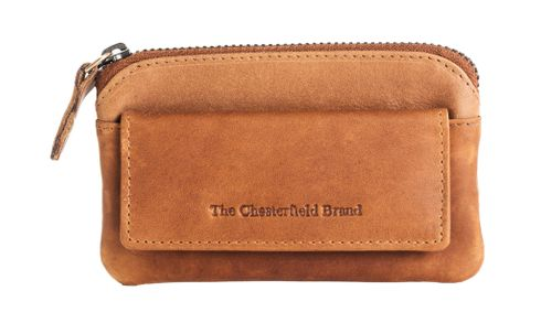 The Chesterfield Brand Oliver Keycase Cognac