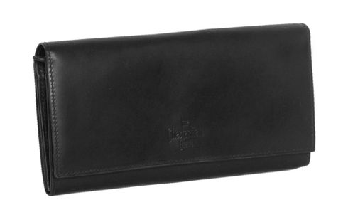 The Chesterfield Brand Sabia Ladies Purse Black