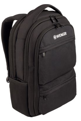 WENGER Fuse 15.6'' Backpack Black