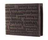 bruno banani All Over Wallet with Flap Brown online kaufen bei modeherz