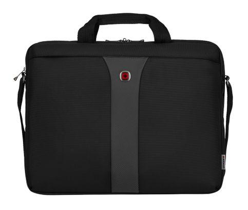 "WENGER Legacy 17"" Laptop Case Black / Grey"