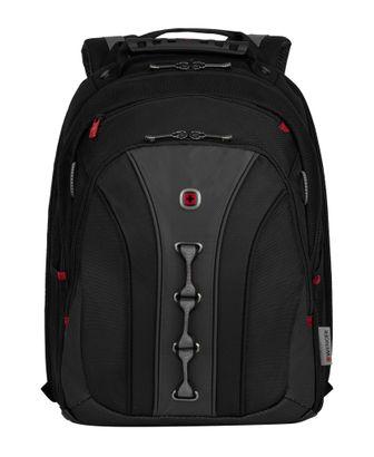 WENGER Legacy 16'' Computer Backpack Black / Grey
