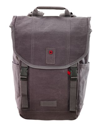 WENGER Foix 16'' Laptop Backpack Grey