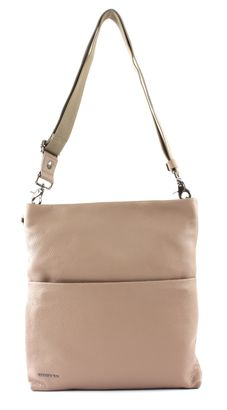 MANDARINA DUCK Mellow Leather Crossover Bag M Amphora