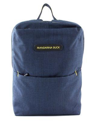 MANDARINA DUCK Berlino Backpack Estate Blue