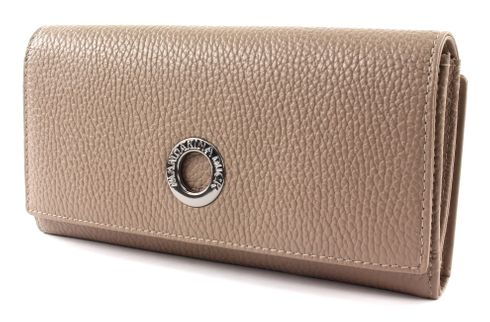 MANDARINA DUCK Mellow Leather Wallet with Flap L Amphora