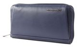 MANDARINA DUCK Athena Zip Wallet L Dress Blue buy online at modeherz