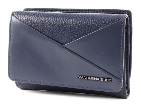 MANDARINA DUCK Athena Wallet with Flap L Dress Blue