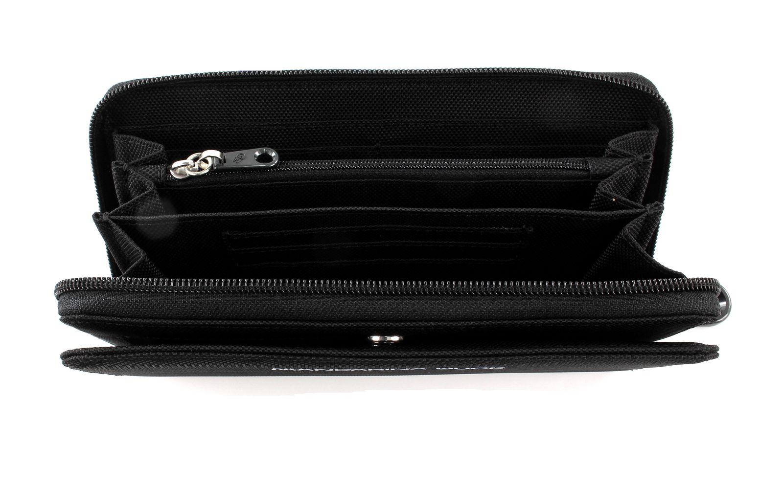 MANDARINA DUCK MD20 Zip Wallet L Black