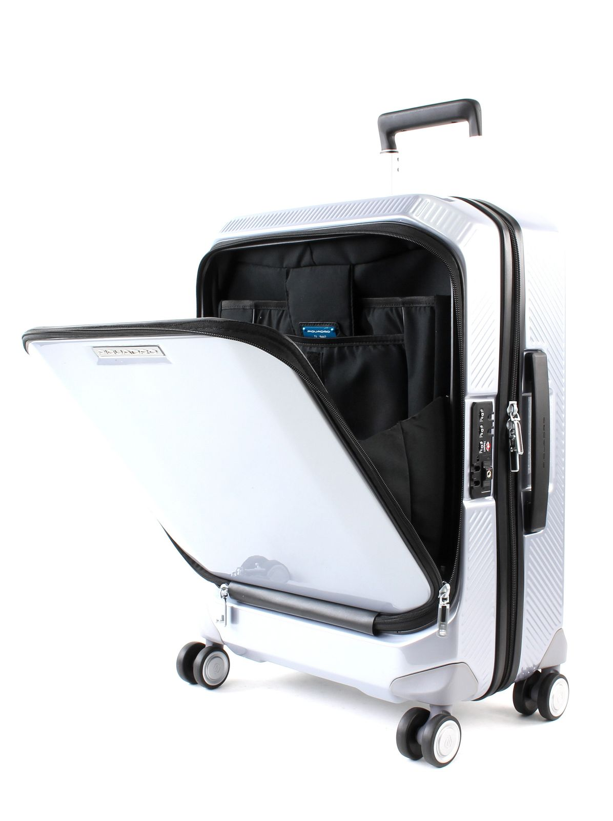 fe5761095c4156 ... To ClosePIQUADRO Cubica Trolley S Grigio / 245,00 €*Tap To CloseOnly  possible if you pay by Paypal, Amazon Payments, Credit Card, Cash on  Delivery, ...