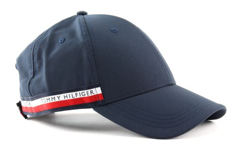 TOMMY HILFIGER Corporate Selvedge Cap Tommy Navy