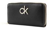 Calvin Klein Re-Lock Large Zip Around Black online kaufen bei modeherz