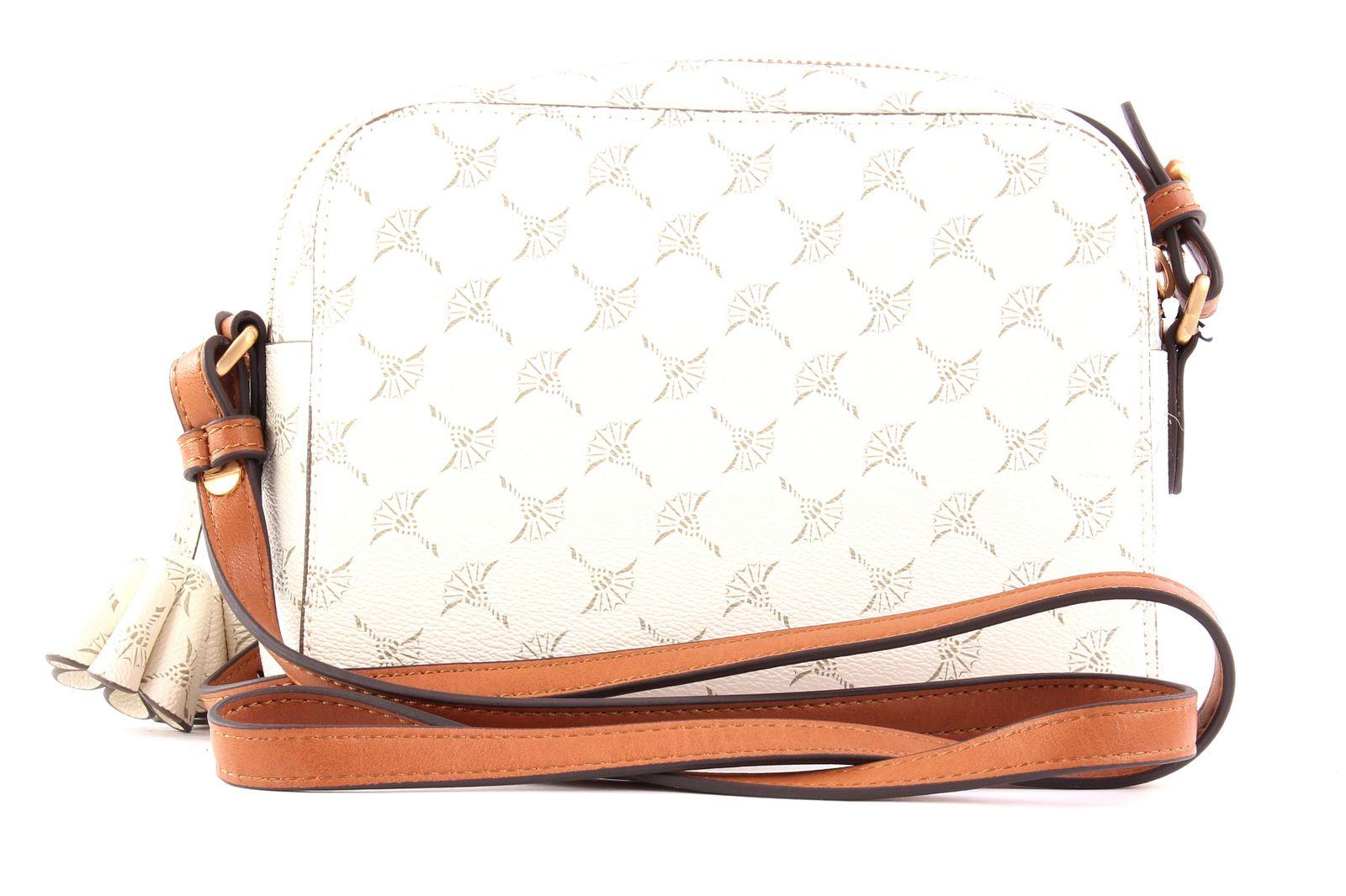 Cortina Cloe Shoulder Bag SHZ Umhängetasche Tasche Offwhite Weiß JOOP