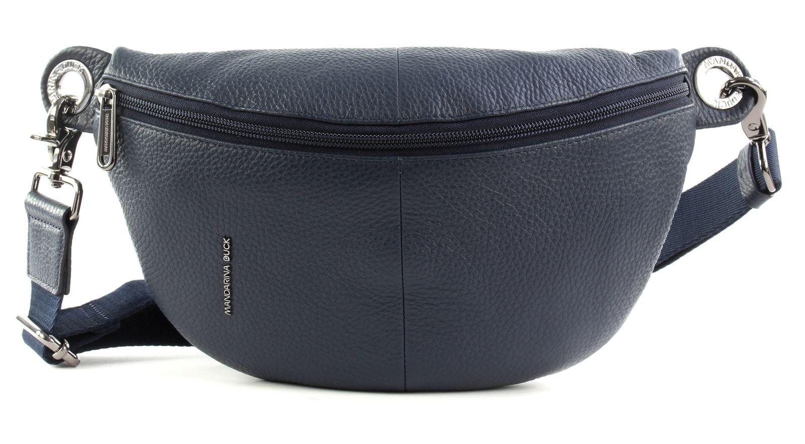 MANDARINA DUCK MD20 Bum Bag Tasche Dress Blue Schwarz Neu