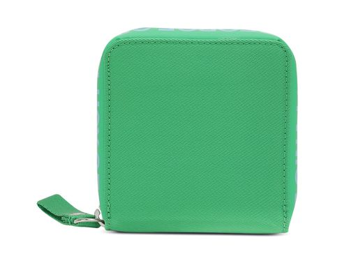 GEORGE GINA & LUCY Nylon Roots Wallets Zlotybox Green
