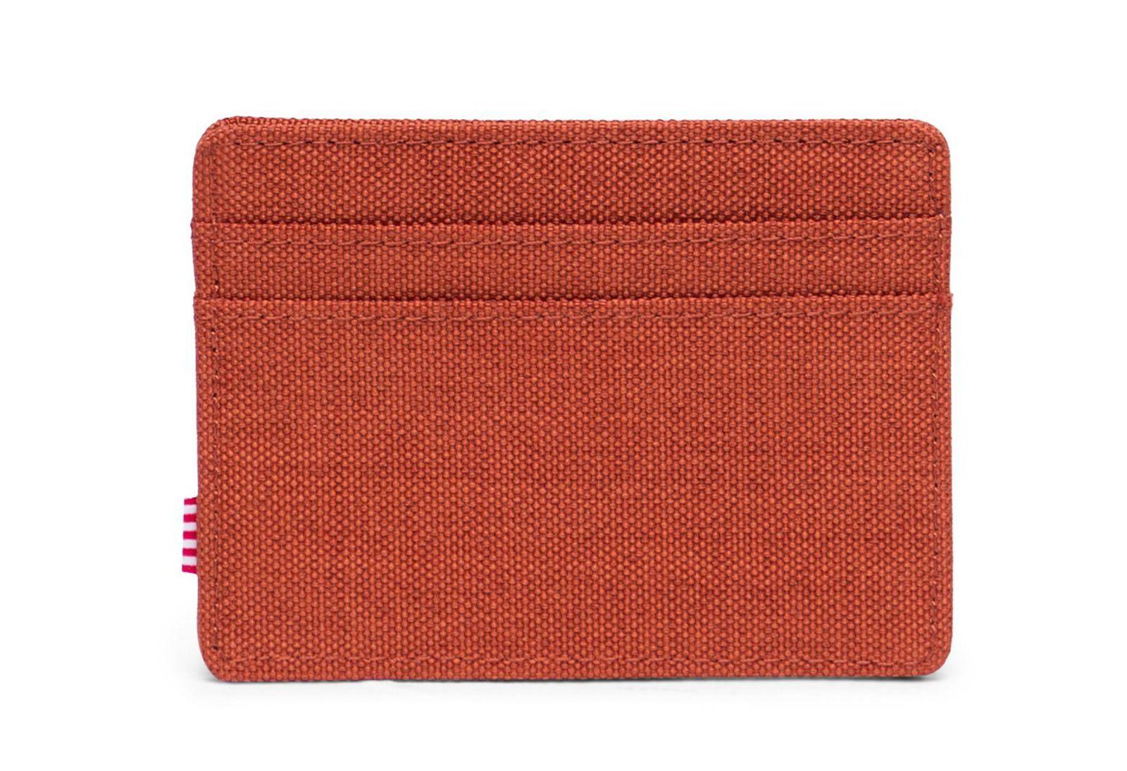 Herschel Charlie Rfid Wallet Picante Crosshatch