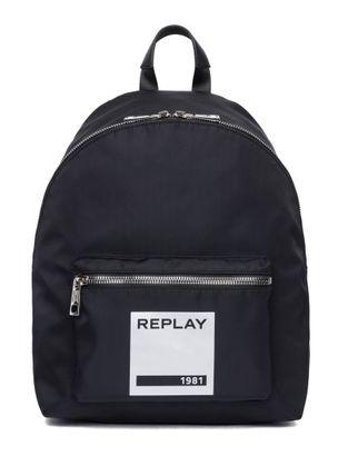 REPLAY 1981 Backpack Black