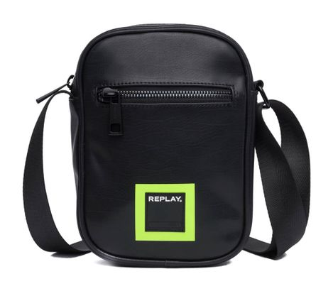 REPLAY 1981 Crossover Bag Black
