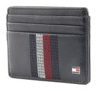TOMMY HILFIGER Stiched Leather CC Holder Sky Captain buy online at modeherz