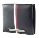 TOMMY HILFIGER Corporate Plaque Stripe CC Flap and Coin Sky Captain online kaufen bei modeherz