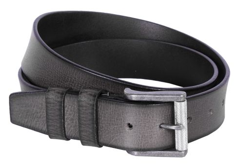 The Chesterfield Brand Aayden Belt W105 Anthracite - shortenable