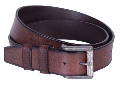 The Chesterfield Brand Aayden Belt W120 Brown - kürzbar