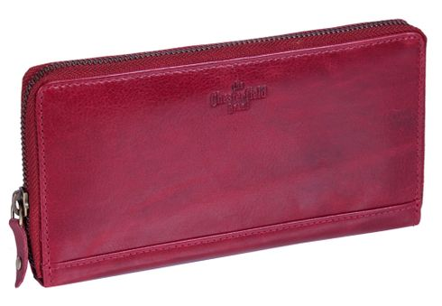 The Chesterfield Brand Bridget Ladies Purse Red