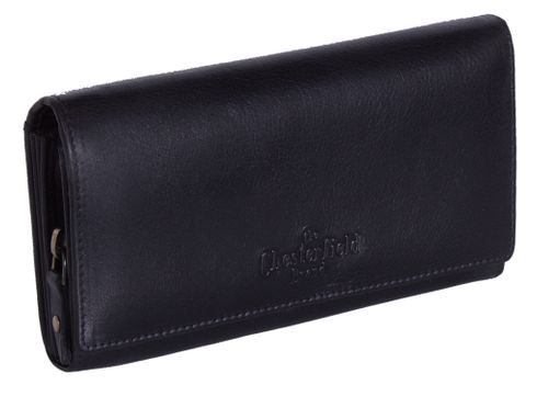 The Chesterfield Brand Vilai Flap Purse Black