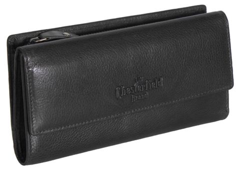 The Chesterfield Brand Thea Ladies Purse Black
