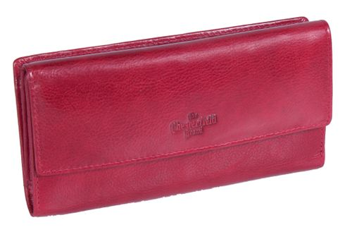 The Chesterfield Brand Thea Ladies Purse Red