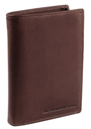 The Chesterfield Brand Hazel Billfold Brown