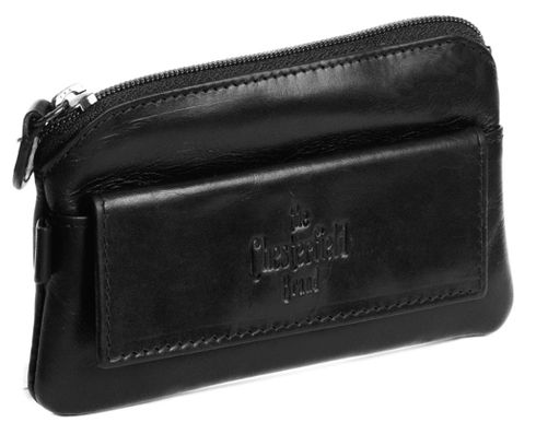 The Chesterfield Brand Miles Keycase Black