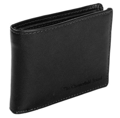 The Chesterfield Brand Dejan Billfold Black