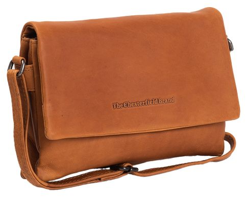 The Chesterfield Brand Elsa Shoulderbag Cognac
