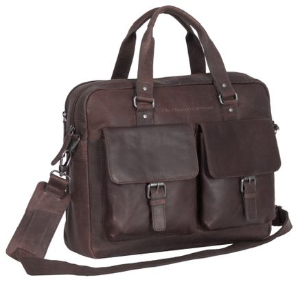 The Chesterfield Brand Dylan Shoulderbag Brown