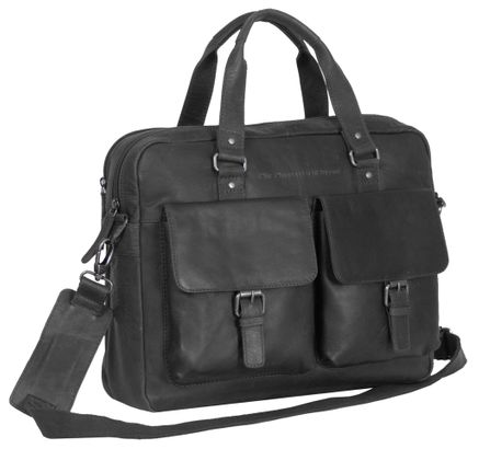 The Chesterfield Brand Dylan Shoulderbag Black