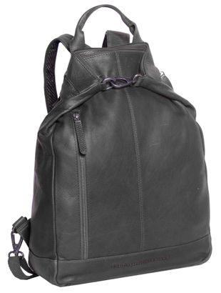 The Chesterfield Brand Nuri Backpack Black