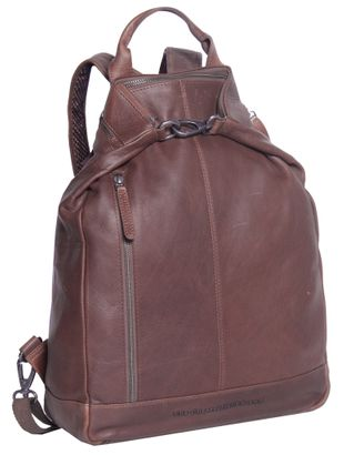 The Chesterfield Brand Nuri Backpack Brown